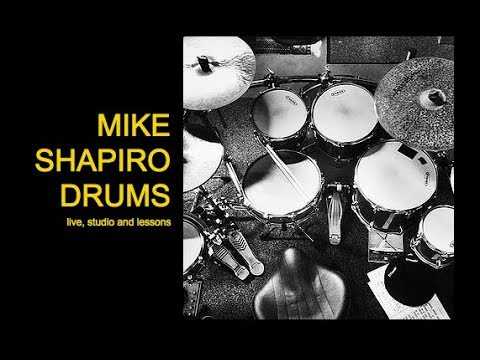 Mike Shapiro Drums Trailer