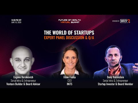 Everything about the World of Startups | Panel with Eugene, Irene, and Beny