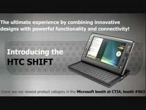 HTC SHIFT UMPC