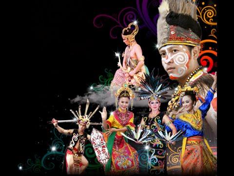 Gundul Gundul Pacul - Lagu Daerah Jawa Tengah - Indonesia