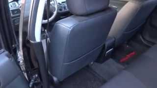 Качественные чехлы на сиденья Mitshubishi Lancer IX серая нить,Premium Style, MW BROTHERS