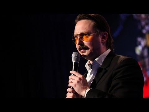 John Hodgman: The end of society in 2013