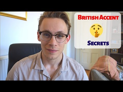 British Pronunciation Secrets (Modern RP) Learn British Accents