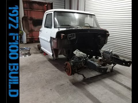 F100 Build: Crown Vic IFS Swap! Easy?!?!?!