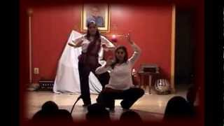 Fusion Dance Shiv Parvati