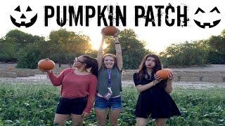 Pumpkin Patch Vlog | Spontaneous Vlogs