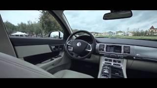 Тест-драйв Jaguar XFR © Autoru.TV