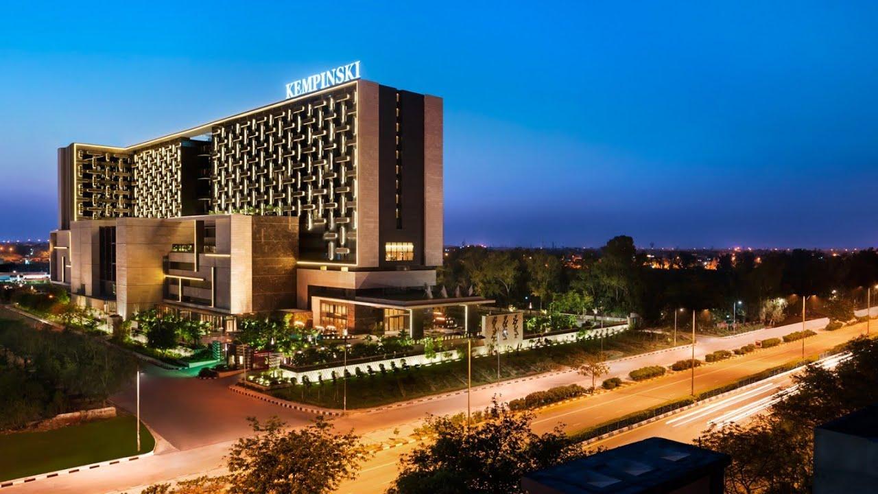 Kempinski ambience hotel delhi new delhi youtube for Luxury hotels and resorts worldwide
