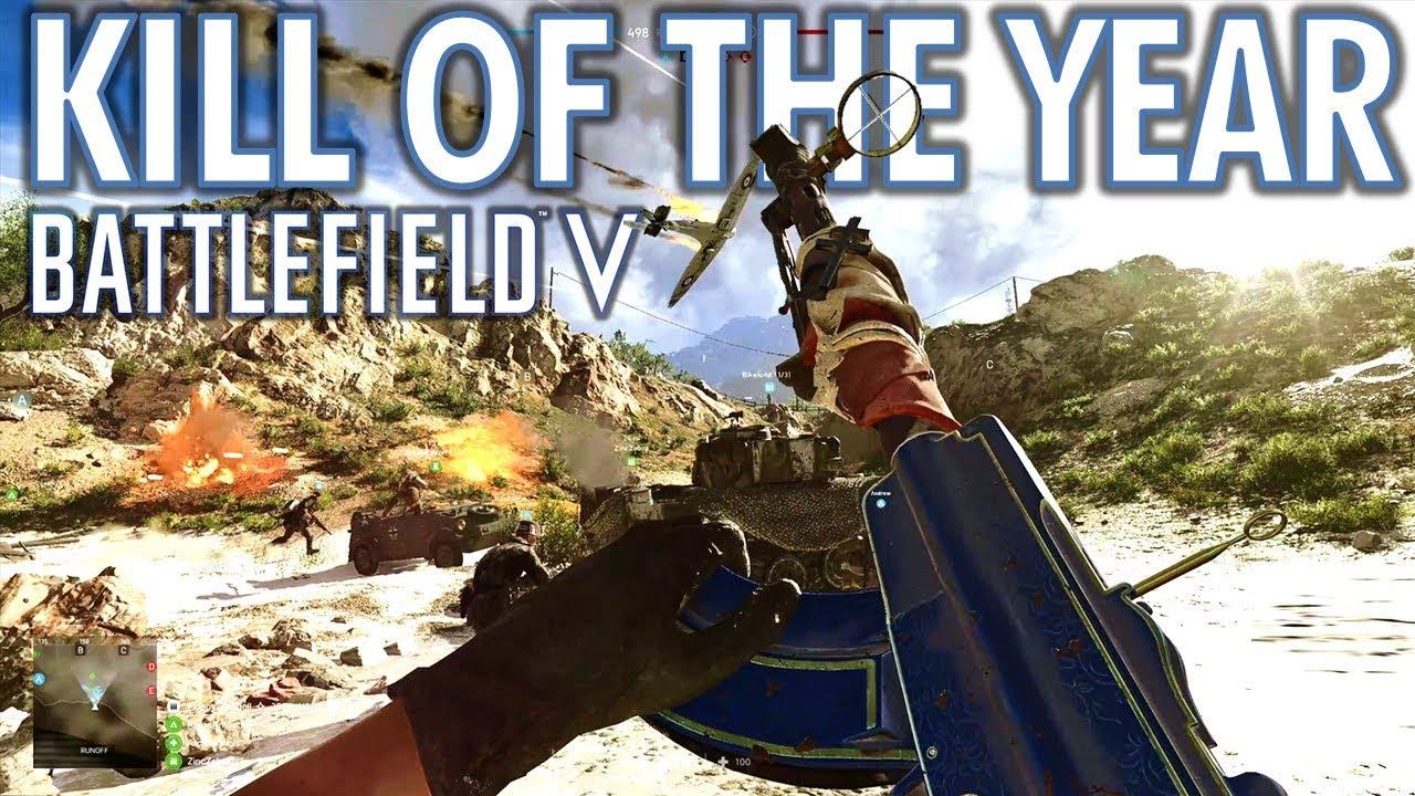 Battlefield V - KILL OF THE YEAR - FINAL!!