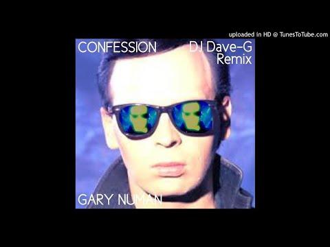 Gary Numan - Confession (DJ DaveG mix)