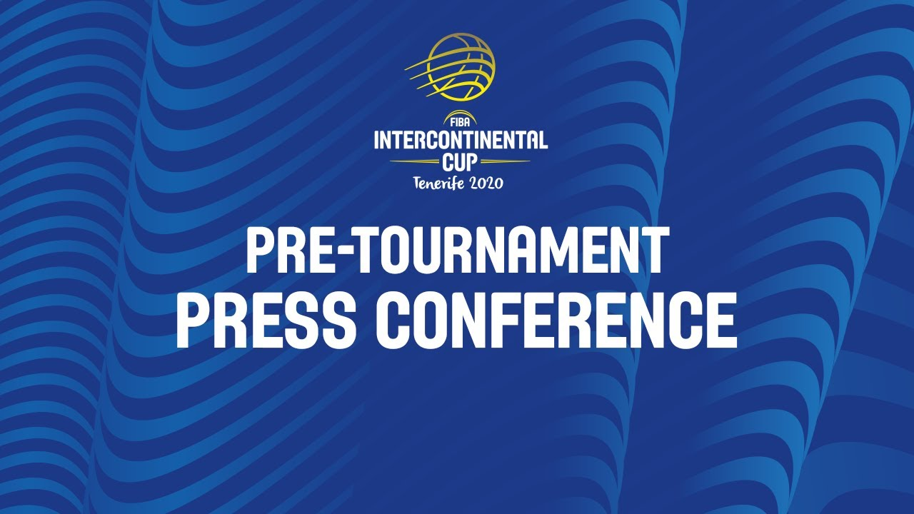 Pre-Tournament Press Conference