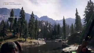 Far Cry: 5 - Parte 5| Com Keli Snuff (PS4 - LIVE)