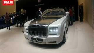 Rolls-Royce Phantom @ Geneva 2012