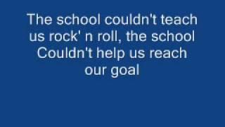 Sabaton Metalizer lyrics