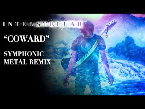 Coward - Guitar Cover (Interstellar Symphonic Metal Tribute)