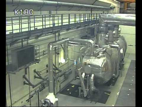 radiation tolerant camera within nuclear power plant turbine hall