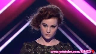Bella Ferraro - X Factor Australia 2012 - Week 8 Live Shows