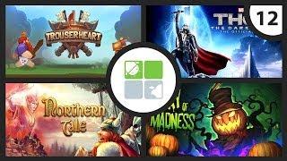 Выходные игры - выпуск 12 [Android игры, iOS игры]