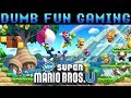 New Super Mario Bros. U - Dumb Fun Gaming