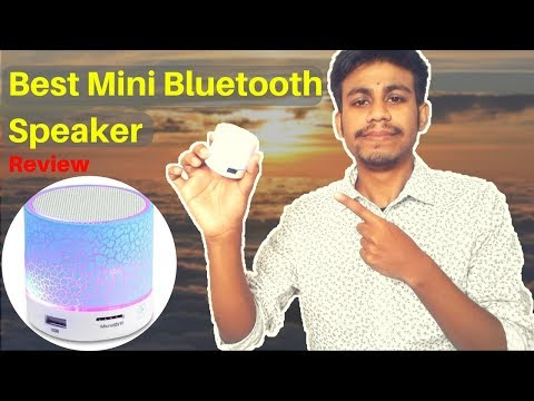 Best Bluetooth Mini Speaker For Phone/Tablet & Laptop Unboxing & Review Bangla !!!  in Bangladesh !!