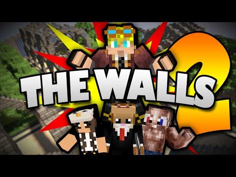 TNT TRAP! - Minecraft: The Walls 2 (Met Vrienden)