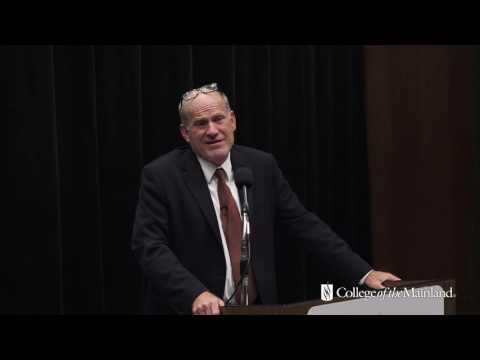 International Speaker Series - Joe Barnes