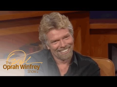 Richard Branson: Sexiest Businessman of 1997 | The Oprah Winfrey Show | Oprah Winfrey Network
