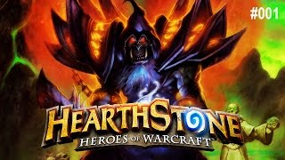 HearthStone  Heroes of Warcraft game play  [1080p HD 60FPS] No Commentary