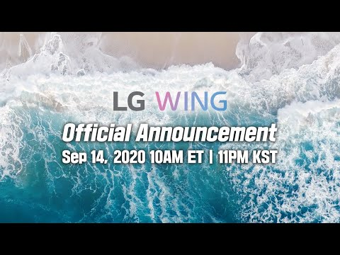 LG WING Official Announcement