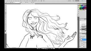 Air Elemental Lady Process
