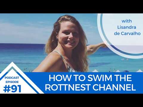 How To Swim The Rottnest Channel