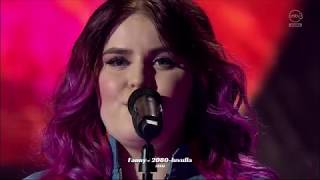 Fanny Falk - 2080-luvulla  X Factor Suomi Finaalit  MTV3