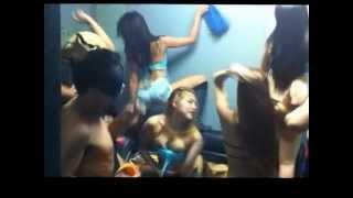 Repeat youtube video harlem shake (FRANKIE`S BAR EDITION)