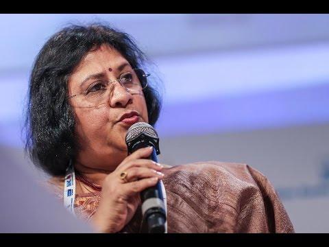 Arundhati Bhattacharya Talks to ET Now on Merger of Banks
