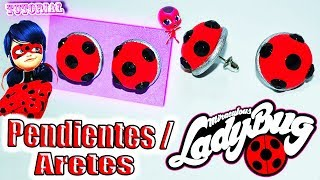 Video ♥ Tutorial: Pendientes/Aretes de Ladybug || Miraculous Ladybug ♥ download MP3, 3GP, MP4, WEBM, AVI, FLV Juli 2018