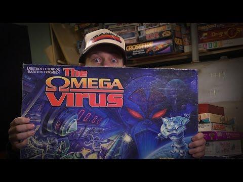 Omega Virus - Board James (Episode 20) Game Review