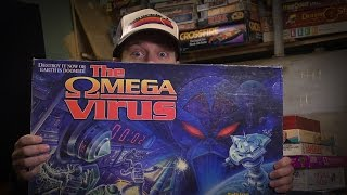 Omega Virus - Board James (Episode 20) Game Review