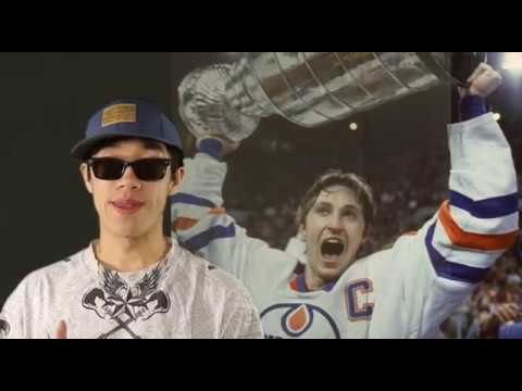 NHL Players by the Decade Wayne Gretzky