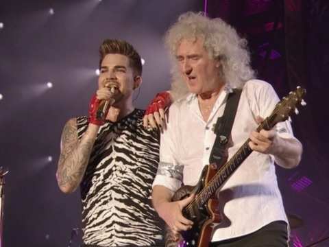 Queen Announce Tour, Tease New Album