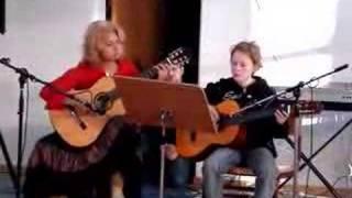 Guitar, det kimer nu til julefest