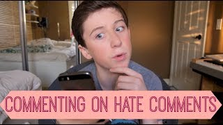 Commenting On Hate Comments | TREVOR MORAN thumbnail