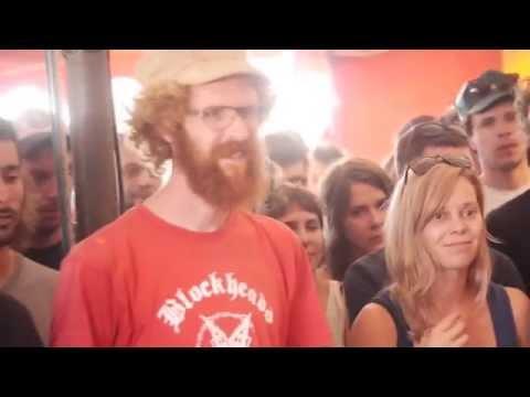 PIED GAUCHE @ Tapette Fest # 8 (Campénéac, France) 2015
