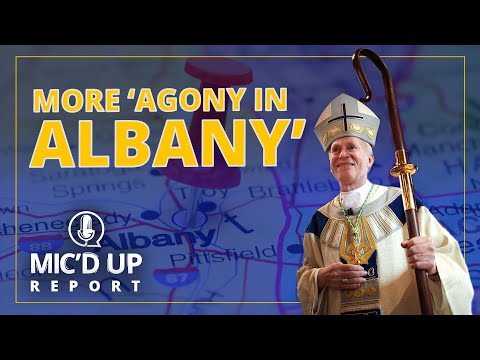 Mic'd Up Report — More 'Agony in Albany'