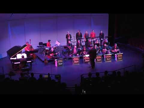 NC State Jazz Ensemble 1: Stolen Moments (Fall 2017)