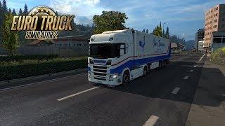 Scania NG R Gebr  Bouwens Skin | ETS2 1.35 | ProMods 2.41 | Euro Truck Simulator 2 | IXXMADE