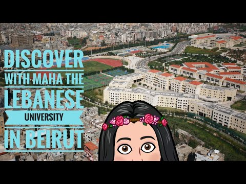 The Lebanese University in Beirut-Al Hadath