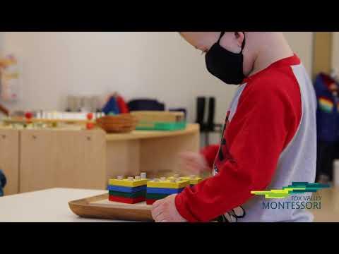 Fox Valley Montessori School | Toddler Program