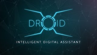 xDroid - Intelligent Digital Assistant