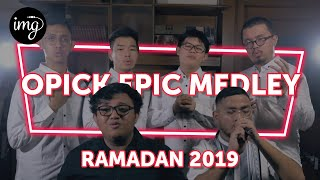 Download Mp3 Opick Epic Medley - Ramadan 2019  Ft. Ewok