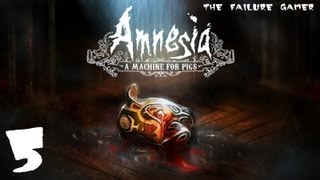 Amnesia: A Machine for Pigs - Episode 5 - Altar of Pigs